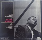 OSCAR PETERSON A Jazz Portrait of Frank Sinatra album cover