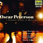 OSCAR PETERSON A Summer Night in Munich album cover