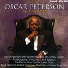 OSCAR PETERSON A Tribute to Oscar Peterson: Live at the Town Hall album cover