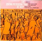 OSCAR PETERSON At JATP album cover