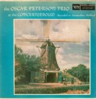 OSCAR PETERSON At The Concertgebouw album cover