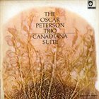 OSCAR PETERSON Canadiana Suite album cover
