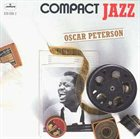 OSCAR PETERSON Compact Jazz: Oscar Peterson album cover