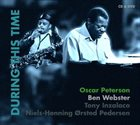 OSCAR PETERSON During This Time album cover