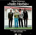 OSCAR PETERSON Hello Herbie album cover