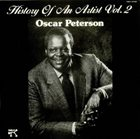 OSCAR PETERSON History Of An Artist Vol. 2 album cover