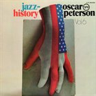 OSCAR PETERSON Jazz History Vol. 6 album cover