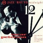 OSCAR PETERSON Jazz 'Round Midnight album cover