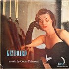 OSCAR PETERSON Keyboard album cover