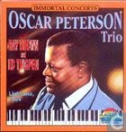 OSCAR PETERSON Ljubljana, 1964 album cover