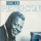 OSCAR PETERSON Midnite Jazz & Blues: Swinging on a Star album cover