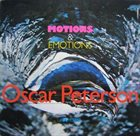 OSCAR PETERSON Motions and Emotions album cover