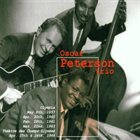 OSCAR PETERSON Olympia 1957-1963: & Theatre Des Champs-Elysees Apr. 25th-26th 1964 album cover