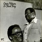 OSCAR PETERSON Oscar Peterson & Clark Terry album cover