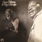 OSCAR PETERSON Oscar Peterson & Roy Eldridge album cover