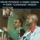 OSCAR PETERSON Oscar Peterson + Harry Edison + Eddie