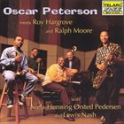 OSCAR PETERSON Oscar Peterson Meets Roy Hargrove and Ralph Moore album cover