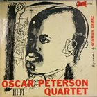 OSCAR PETERSON Oscar Peterson Quartet #1 album cover