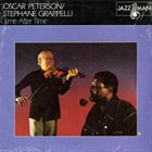 OSCAR PETERSON Oscar Peterson, Stéphane Grappelli : Time After Time album cover