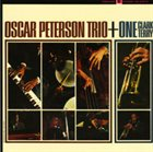 OSCAR PETERSON Oscar Peterson Trio + One (aka Oscar Peterson - Clark Terry(Amiga) aka Mumbles) album cover