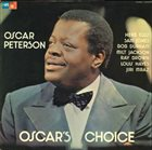 OSCAR PETERSON Oscar's Choice album cover