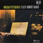OSCAR PETERSON Plays Count Basie album cover