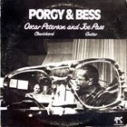 OSCAR PETERSON More Images Oscar Peterson And Joe Pass : Porgy & Bess album cover