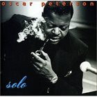 OSCAR PETERSON Solo album cover