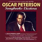 OSCAR PETERSON Songbooks Etcetera (disc 1) album cover