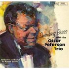 OSCAR PETERSON Swinging Brass album cover
