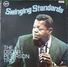 OSCAR PETERSON Swinging Standards album cover