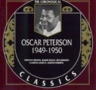 OSCAR PETERSON The Chronological Classics: Oscar Peterson 1949-1950 album cover