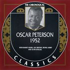 OSCAR PETERSON The Chronological Classics: Oscar Peterson 1952 album cover