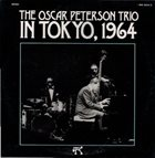 OSCAR PETERSON The Oscar Peterson Trio ‎: In Tokyo, 1964 album cover