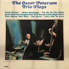 OSCAR PETERSON The Oscar Peterson Trio Plays album cover