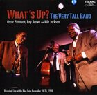 OSCAR PETERSON The Very Tall Band - What's Up? album cover