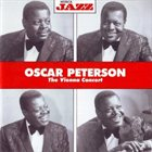 OSCAR PETERSON The Vienna Concert album cover