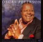 OSCAR PETERSON Time After Time album cover