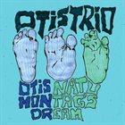 OTIS TRIO Otis Natu / Montag's Dream album cover