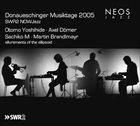 OTOMO YOSHIHIDE Donaueschinger Musiktage 2005 - SWR2 NOWJazz : Allurements Of The Ellipsoid album cover