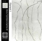 OTOMO YOSHIHIDE Filament 1 (with Sachiko M) album cover