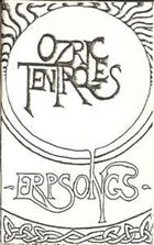 OZRIC TENTACLES Erpsongs album cover