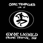 OZRIC TENTACLES Live At One World Frome Festival 1997 album cover