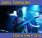 OZRIC TENTACLES Live In Italy 2010 album cover