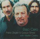 PABLO ZIEGLER Bajo Cero album cover