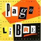 PAGO LIBRE Extempora album cover