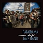 PANORAMA JAZZ BAND Come Out Swingin' album cover