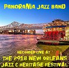 PANORAMA JAZZ BAND Live at Jazzfest 2018 album cover
