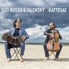 PAOLO RUSSO Duo Russo & Vilensky : Kattegat album cover