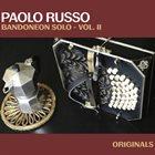 PAOLO RUSSO Originals - Bandoneon Solo Vol.2 album cover